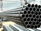Китай Толщина сваренная циркуляром ERW стальная пробки 0.8mm до 35mm DIN 2458 A106 ST37 Q235 X65 дистрибьютор